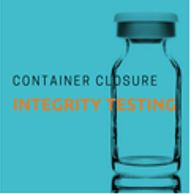 Container Closure Integrity Testing